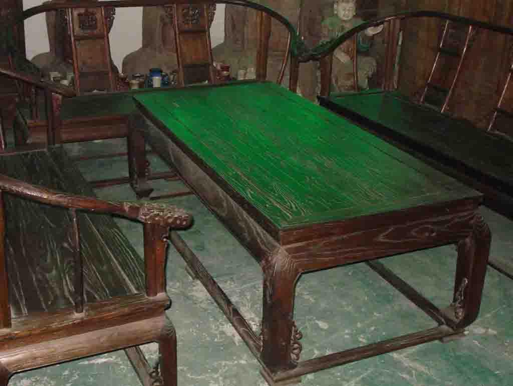 加工并制作各种木质的古典家具|『 二手市场 』