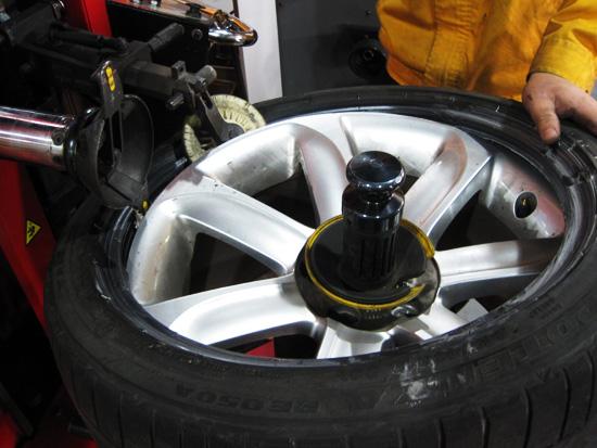 奥迪tt轮胎的杯具!