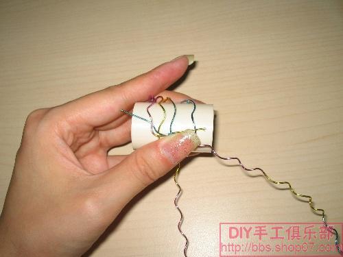 蝴蝶簪子的制作方法 (转帖)