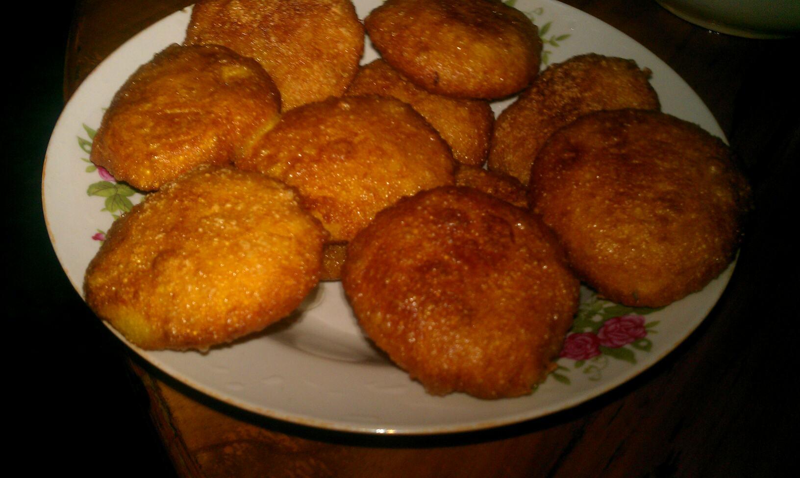 自己做南瓜饼|『 美食联盟