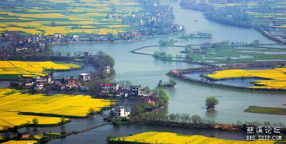 安徽芜湖城市乡村风光,慈溪人旅游的好去处.