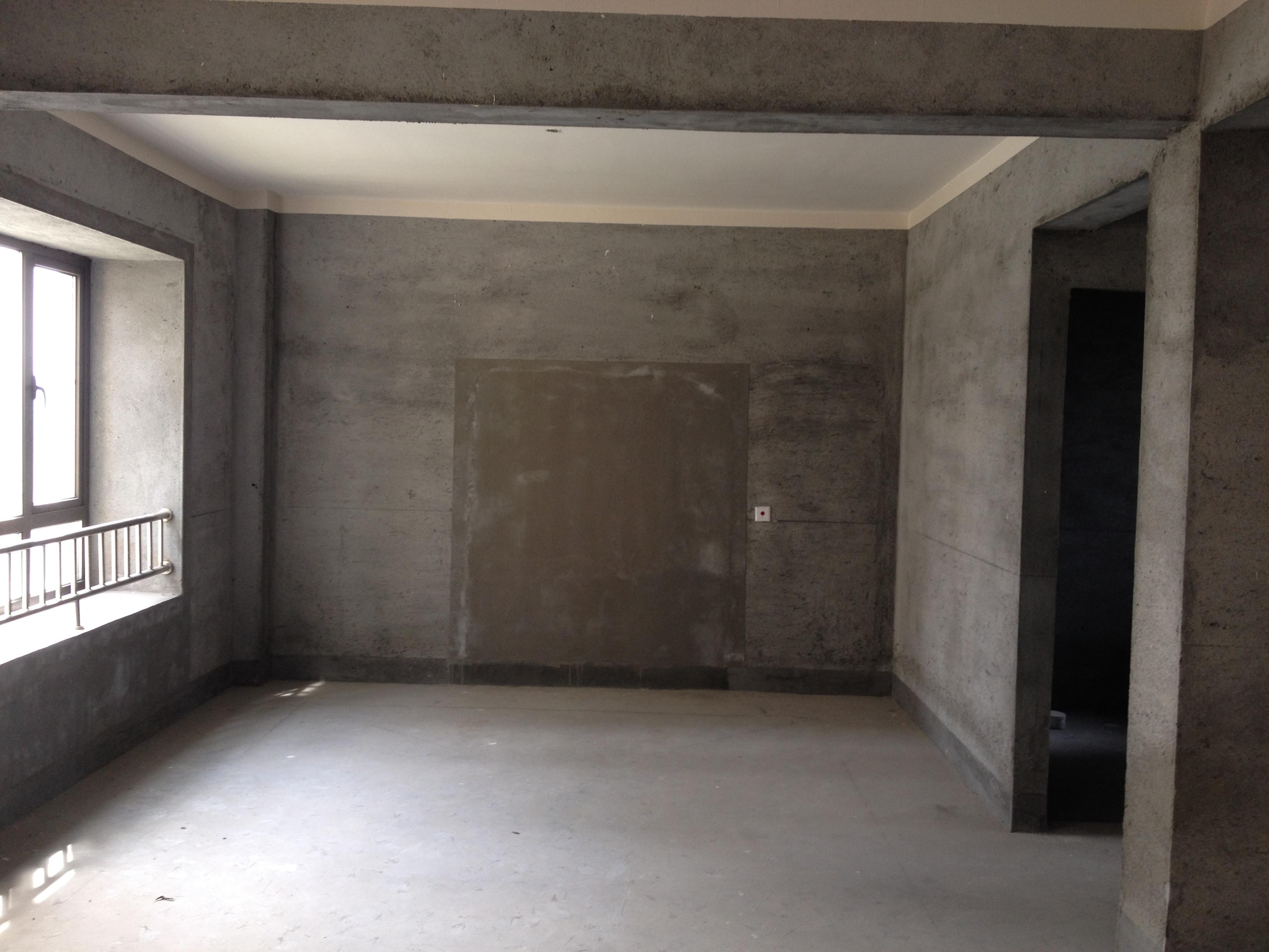 房子交付了!空着浪费想简单的装修一下!