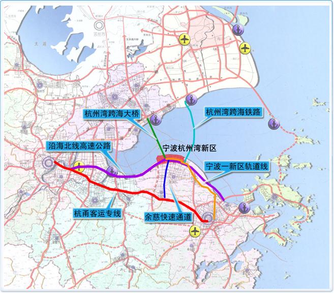 杭州湾跨海铁路大桥