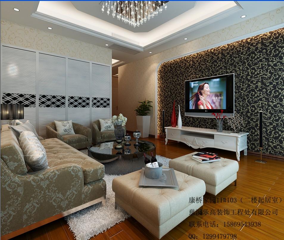 欧式客厅地砖拼花适合圆形还是椭圆形