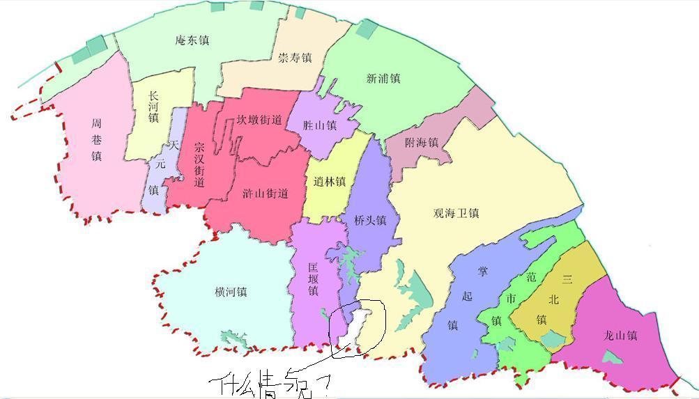 桥头镇地图图片