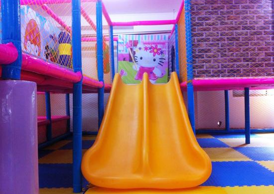 横河大型室内儿童游乐园