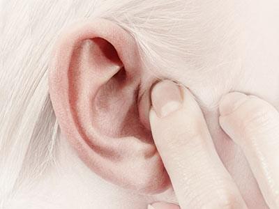 耳朵有仓窝图解