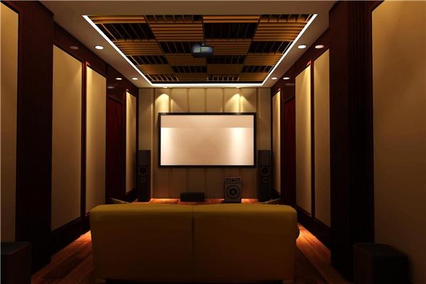 私人家庭影院设计装修要点介绍