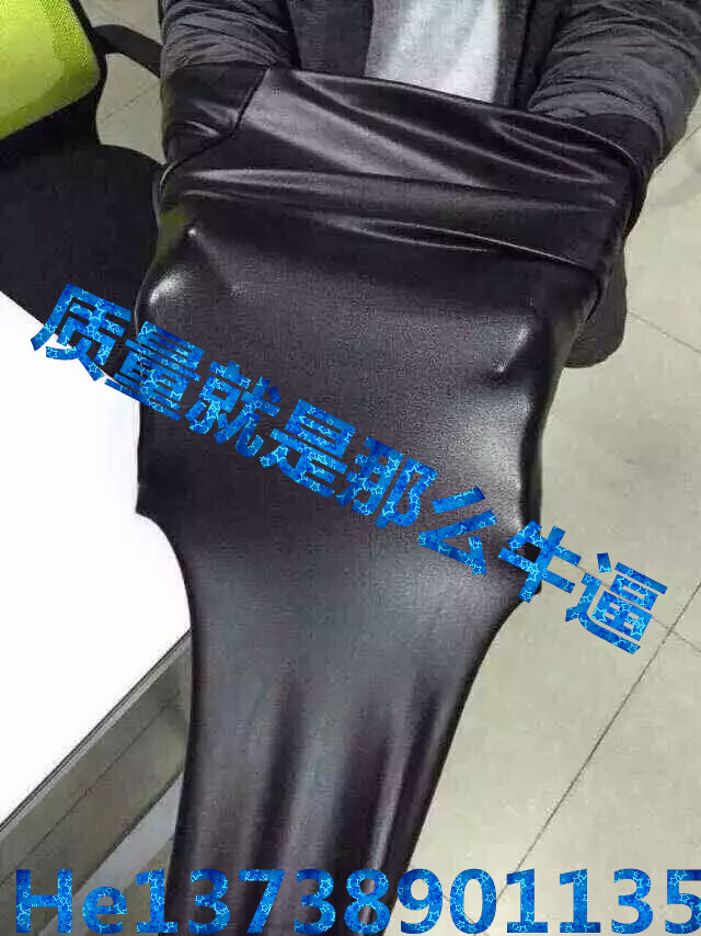 YL小羊皮皮裤 质量就是那么牛逼
