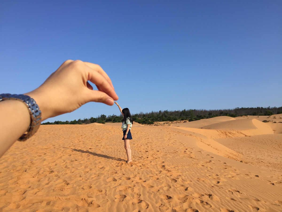 带你看世界系列-一个人的穿 越 之旅 西贡,美奈,大叻,岘港,河内