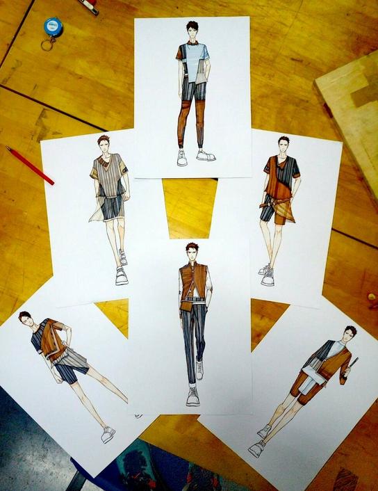 裁剪与缝纫,立体裁剪,色彩搭配与图案设计,服装面料,风格与历史,美学