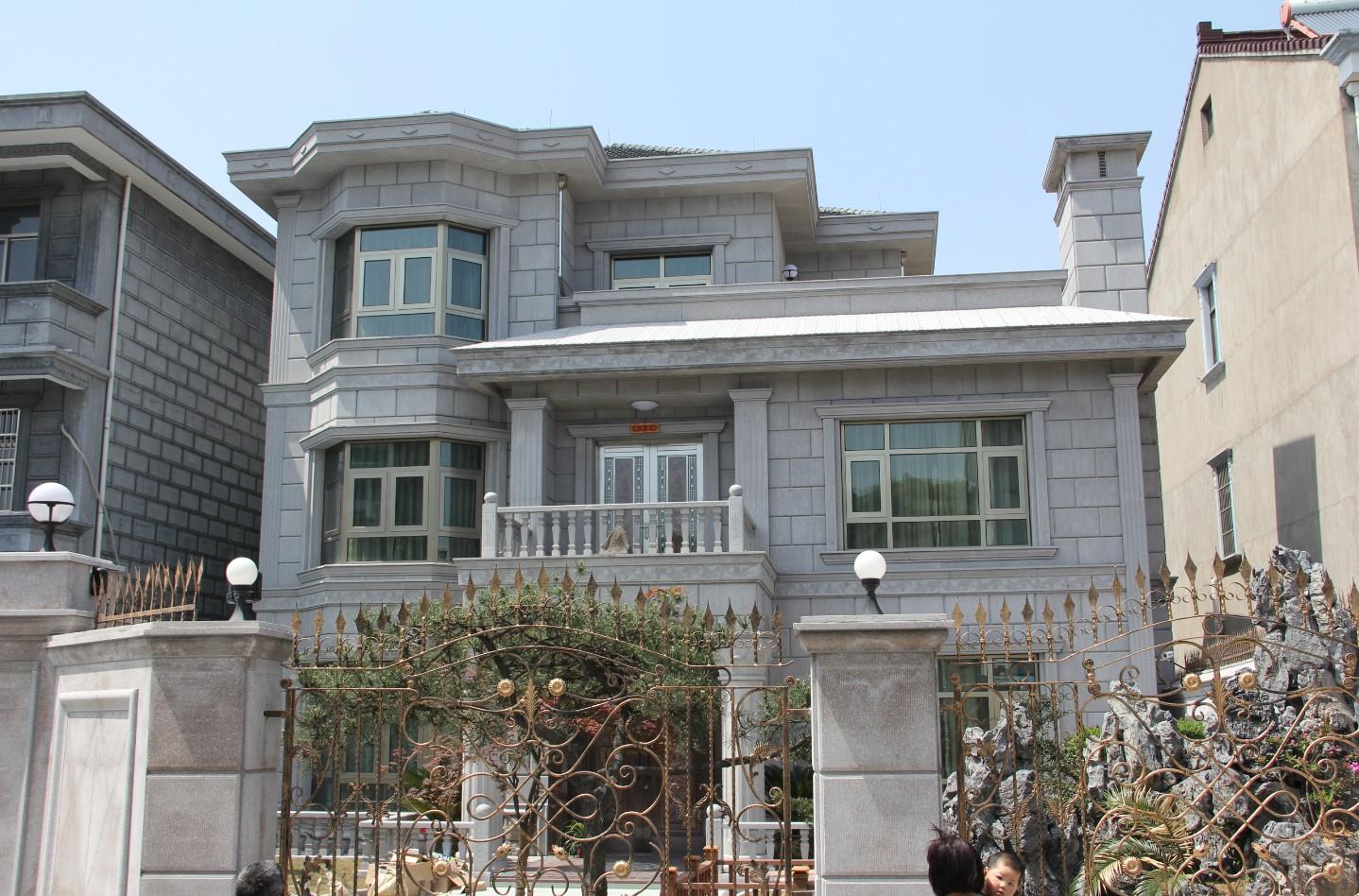 装修效果图大门外墙瓷砖效果图房子外墙瓷砖效果