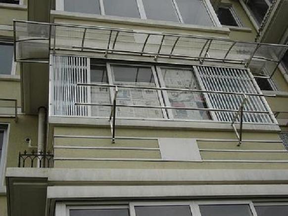 断桥隔热门窓 钢结构