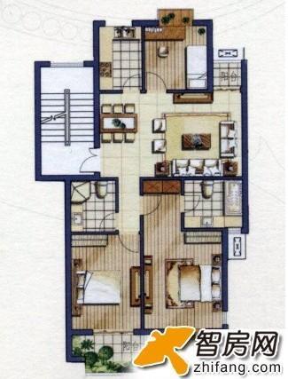 房地产公司结构框架图