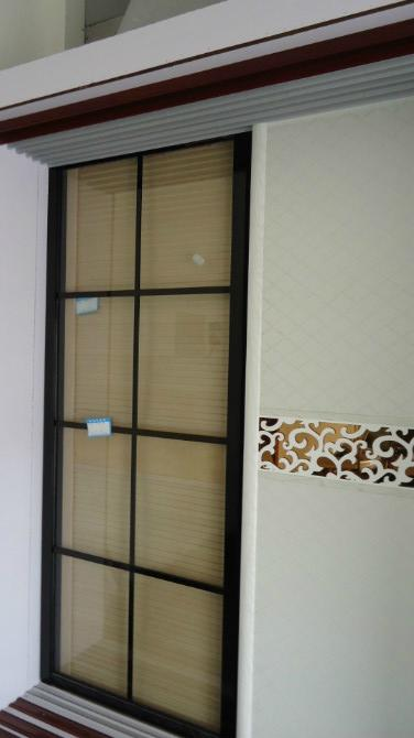 德虎门业 铝合金门窗,不锈钢大门紫铜门 围墙 不锈钢杨门