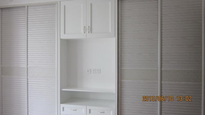 白色的那种欧式橱柜
