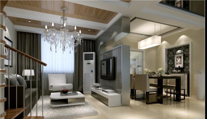 设计图分享 顶层复式楼装修设计图 两层楼装修设计 宽300×300高