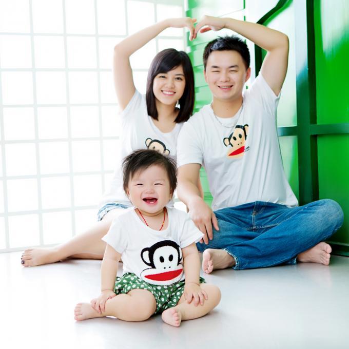 一周岁女宝宝发型图片(4)