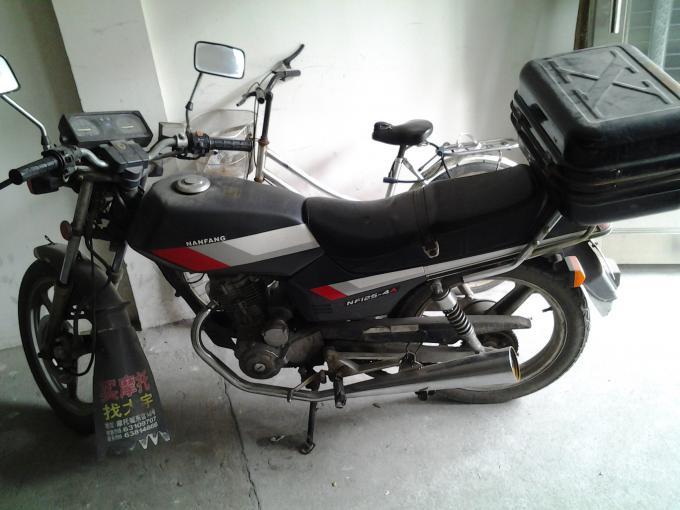 出售125 南方摩托车