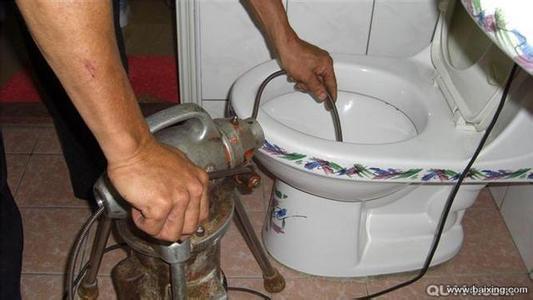 慈溪马桶下水道堵了怎么办?