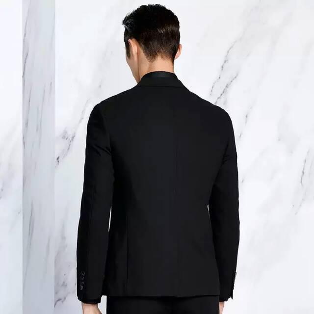 gxg西装 黑色经典修身西服 只要249 商情交易