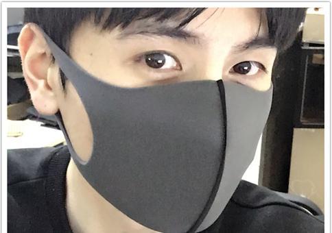 日本原装pitta mask立体口罩明星同款